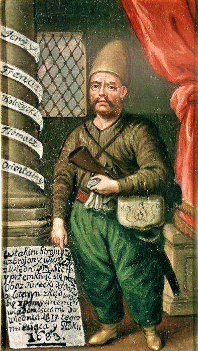 Franz Georg Kolschitzky